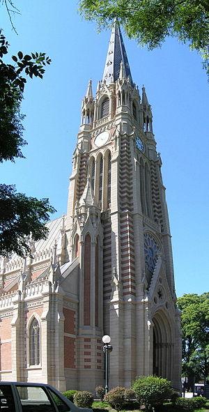 San Isidro Partido - Catedral de San Isidro.