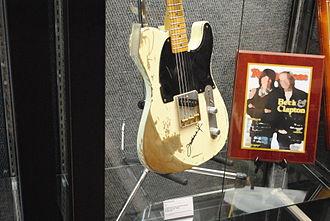 Fender Esquire - Esquire Jeff Beck replica model.