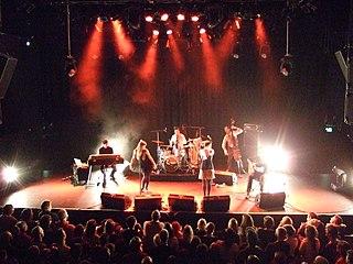 Nouvelle Vague (band) band