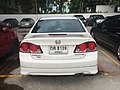 2007-2008 Honda Civic (FD) 1.8 S Sedan (14-07-2017) 06.jpg