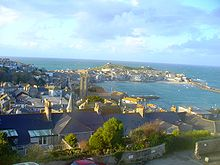 Western Hotel St Ives Cornwall