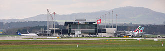 Zurich Airport - Terminal E