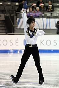 2011 Grand Prix Final Juniors Ryuju Hino.jpg