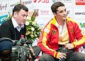 2011 Rostelecom Cup - Fernandez-2.jpg