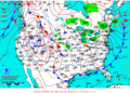2013-01-22 Surface Weather Map NOAA.png