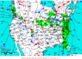 2013-03-12 Surface Weather Map NOAA.png