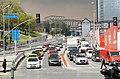 2014-04-12 Dolmabahçe-Palast Verkehr Hotel Ritz-Carlton.jpg