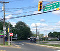 2014-05-17 09 18 53 Intersection of Calhoun Street (Mercer County Route 653) and Princeton Avenue-MLK Jr Boulevard-cropped.JPG