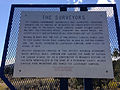 "2014-09-08 12 54 41 ""The Surveyors"" Nevada historical marker along U.S. Route 50 at Bob Scott Summit, Nevada.JPG"