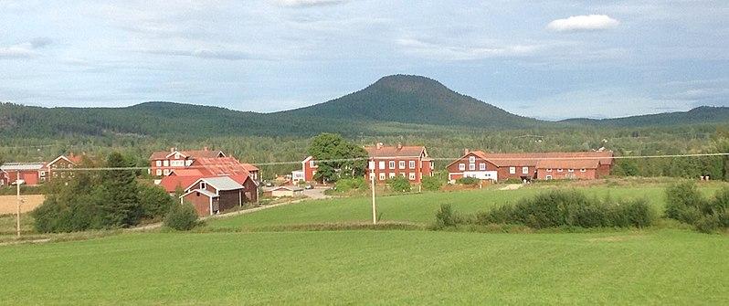 Träslott, Järvsö