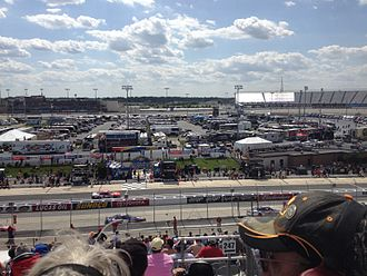 2014 NASCAR Nationwide Series - The Buckle Up 200 at Dover International Speedway in May