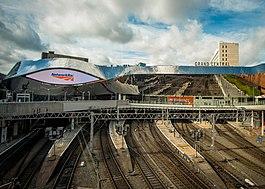 Birmingham New Street Railway Station Wikipedia