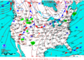 2015-10-20 Surface Weather Map NOAA.png