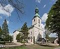 2015 Szczytna, kościół św. Jana Chrzciciela 03.jpg