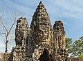 2016 Angkor, Angkor Thom, Brama południowa (26).jpg