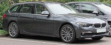 2016 BMW 330D Estate Automatic 3.0