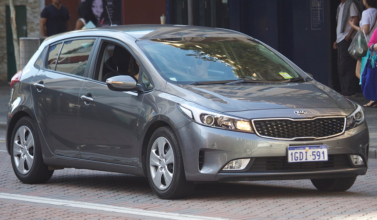 What Was Kia S Top Of The Line Car Before K