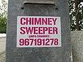 2017-11-26 Chimney sweeper for hire, Albufeira.JPG