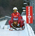 2017-12-03 Luge World Cup Team relay Altenberg by Sandro Halank–091.jpg