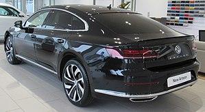 Volkswagen Arteon - Rear view
