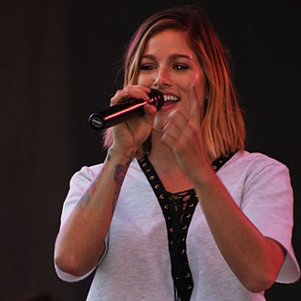 Cassadee Pope - Pope performing in 2017