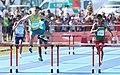 2018-10-16 Stage 2 (Boys' 400 metre hurdles) at 2018 Summer Youth Olympics by Sandro Halank–021.jpg