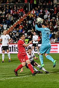 20180405 FIFA Women's World Cup Qualification AUT-SRB Manuela Zinsberger 850 6677.jpg