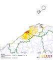 2018 Shimane earthquake Map1.png