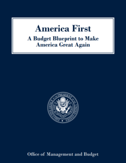 2018 United States federal budget U.S. budget from October 1, 2017 through September 30, 2018