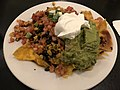 2019-05-12 22 57 41 A serving of Zesty Nachos at the Amphora Diner in Herndon, Fairfax County, Virginia.jpg