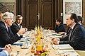 2019 Michel Barnier, Alexander Schallenberg (48060638441).jpg