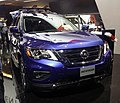 2019 Nissan Pathfinder au SIAM 2019.jpg