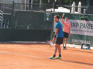 Evgeny Karlovskiy Russian tennis player