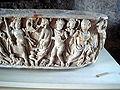 2164 - Taormina - Badia Vecchia - Sarcofago romano del sec. II d.C. - Foto Giovanni Dall'Orto, 20-May-2008.jpg