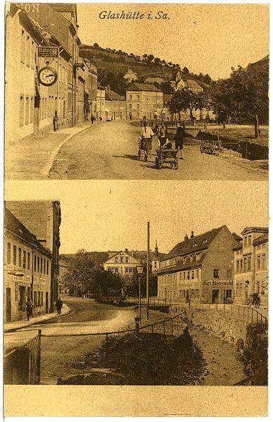 Datei:22000-Glashütte-1922-Blick auf Glashütte-Brück & Sohn Kunstverlag.jpg