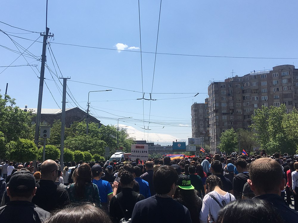 23.04.2018 Protest Demonstration, Yerevan 14.jpg