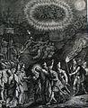 233 Life of Christ Phillip Medhurst Collection 4484 Christ apprehended Mark 14.48-50 Pass Rom.jpg
