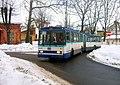 25. maršruta trolejbuss Baložu un Kristapa ielas krustojumā - panoramio.jpg