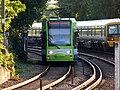2537 at Beckenham Junction passes 465005 to Victoria.jpg