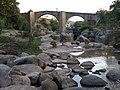 273 Pont Vell sobre el Llobregat (el Pont de Vilomara).JPG