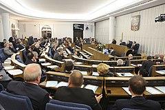 Siedziba Senat Rzeczypospolitej Polskiej