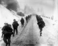 2BDE 1ID WWII troops road marching.jpg
