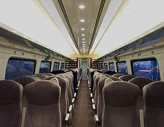 InterCity 225 - Image: 2 Mark IV TSO E
