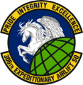 306th Expeditionary Airlift Squadron - Emblem.png
