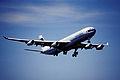 36ci - Cathay Pacific Airbus A340-313; B-HXJ@ZRH;09.08.1998 (4845103189).jpg
