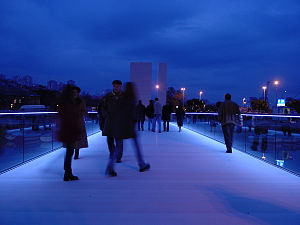 3LHD -  Memorial Bridge, Rijeka