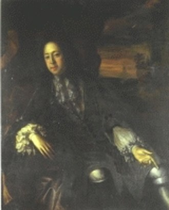 Arthur Chichester, 3rd Earl of Donegall - The 3rd Earl of Donegall.