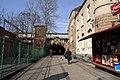 4474viki Dworzec Główny.Przed remontem - wejście do tunelu od ul. Suchej. Foto Barbara Maliszewska.jpg
