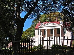 Colonial Germantown Historic District - Image: 4650 Germantown Loudon