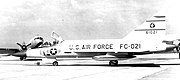 47th Fighter-Interceptor Squadron Convair F-102A-55-CO Delta Dagger 56-1021